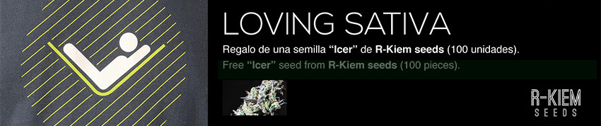 loving sativa promo rkiem seeds 420